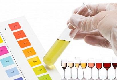 ανθρακικό ασβέστιο και οξύτητα κρασιού