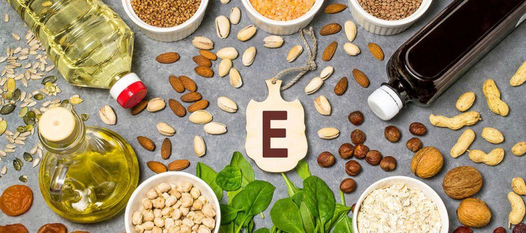 μέτρηση βιταμίνης ε στα τρόφιμα