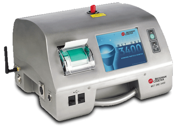 Air Particle Counters - MetOne 3400