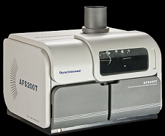 Atomic FLuorescence Spectrometer, AFS200T